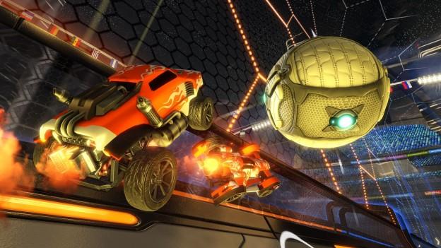 Rocket League Screenshot #1 for PC, PS4