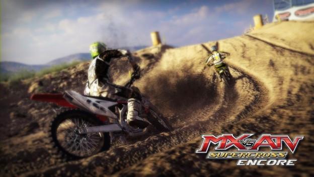 MX vs. ATV Supercross Encore Screenshot #1 for PS4