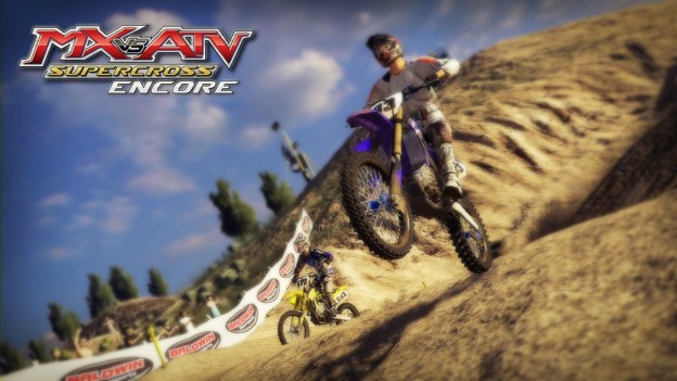 MX vs. ATV Supercross Encore Screenshot #3 for PS4