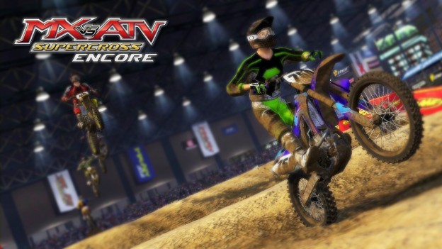 MX vs. ATV Supercross Encore Screenshot #4 for PS4