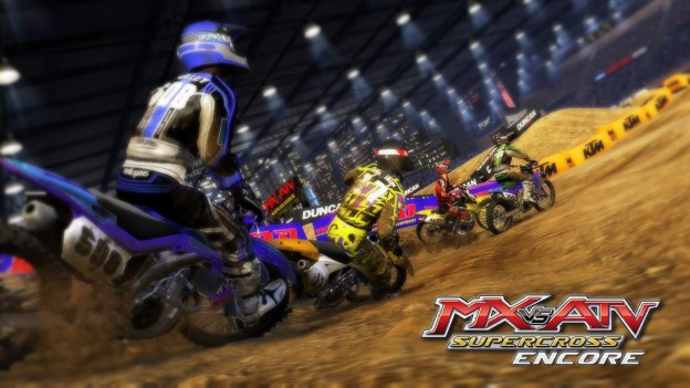 MX vs. ATV Supercross Encore Screenshot #5 for PS4