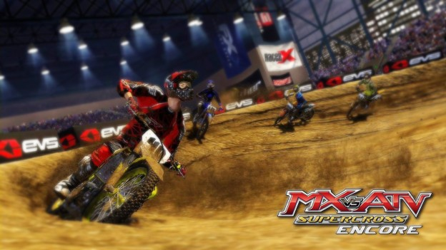 MX vs. ATV Supercross Encore Screenshot #7 for PS4