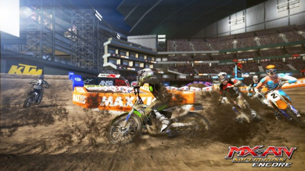 MX vs. ATV Supercross Encore Screenshot #8 for PS4