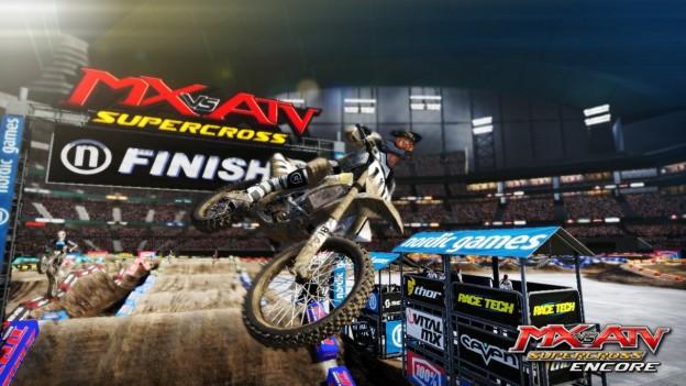 MX vs. ATV Supercross Encore Screenshot #9 for PS4