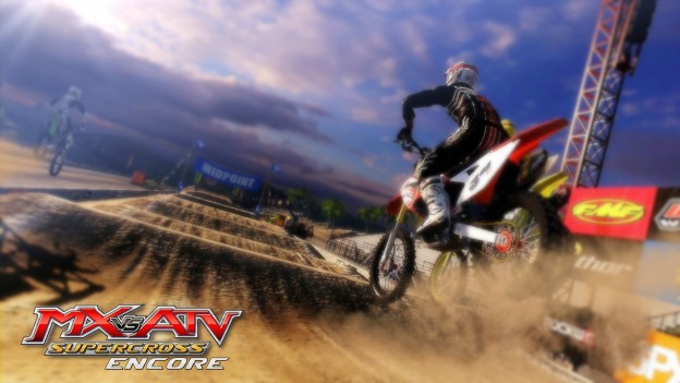 MX vs. ATV Supercross Encore Screenshot #10 for PS4