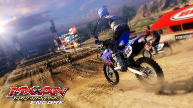MX vs. ATV Supercross Encore Screenshot #11 for PS4