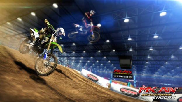 MX vs. ATV Supercross Encore Screenshot #12 for PS4