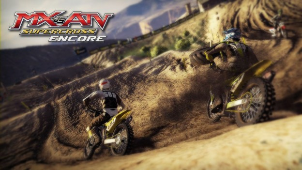 MX vs. ATV Supercross Encore Screenshot #5 for Xbox One
