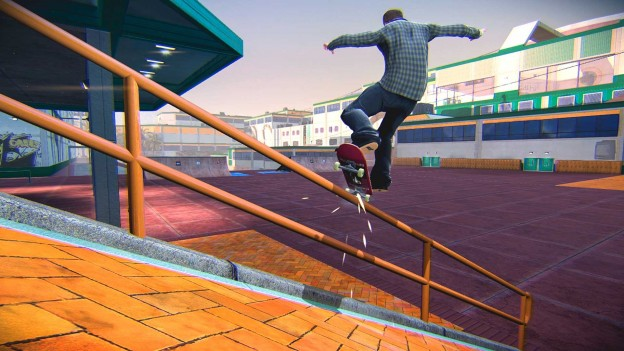 Tony Hawk's Pro Skater 5 Screenshot #8 for PS4