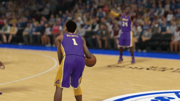 NBA 2K15 Screenshot #305 for PS4