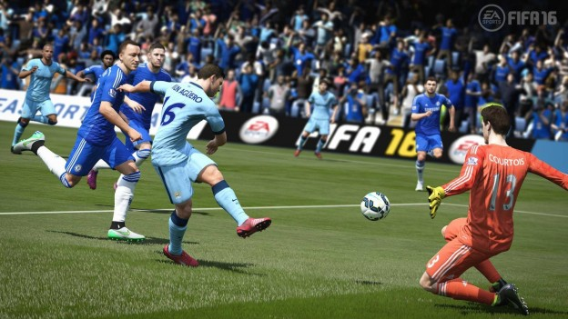 FIFA 16 Screenshot #52 for PS4