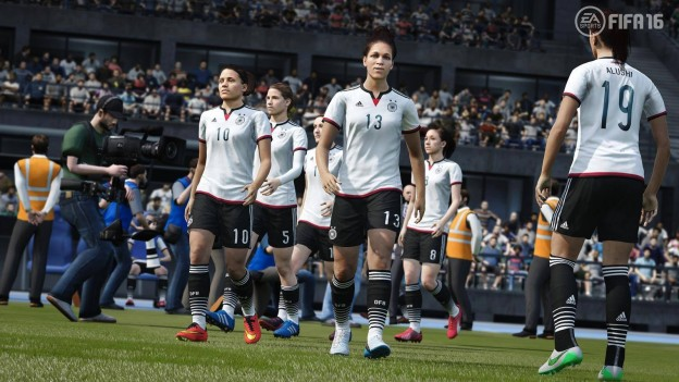 FIFA 16 Screenshot #37 for Xbox One
