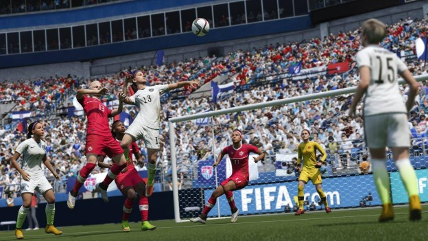 FIFA 16 Screenshot #38 for Xbox One