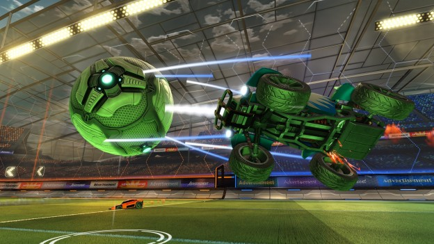 Rocket League Screenshot #2 for PC, PS4
