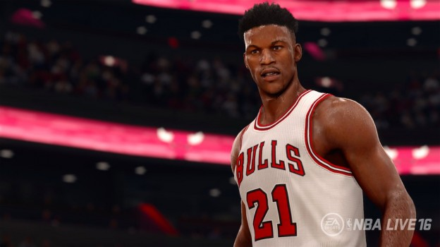 NBA Live 16 Screenshot #22 for PS4