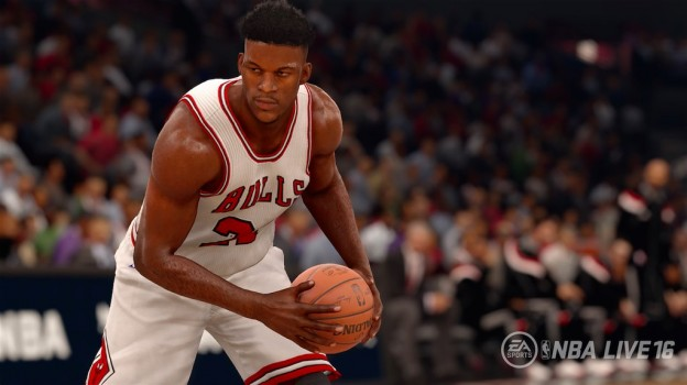 NBA Live 16 Screenshot #23 for PS4