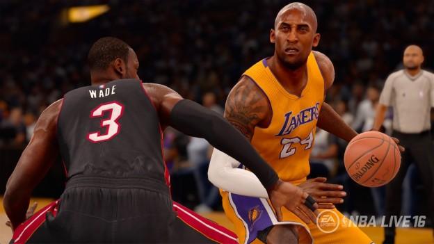 NBA Live 16 Screenshot #24 for PS4