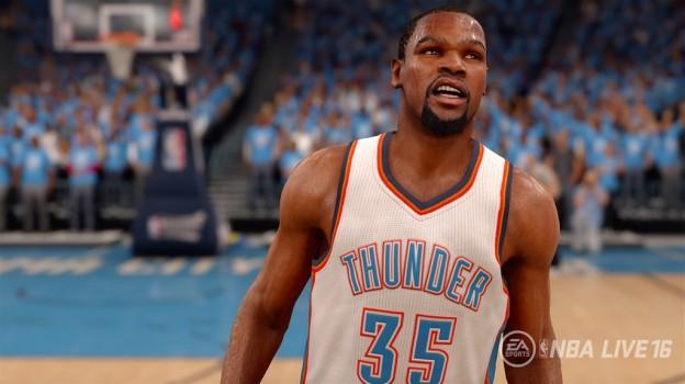 NBA Live 16 Screenshot #31 for PS4