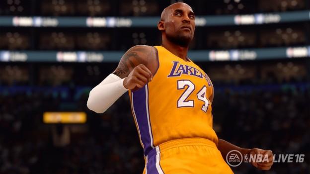 NBA Live 16 Screenshot #32 for PS4