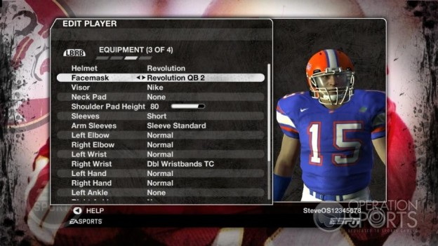 NCAA Football 09 Screenshot #701 for Xbox 360