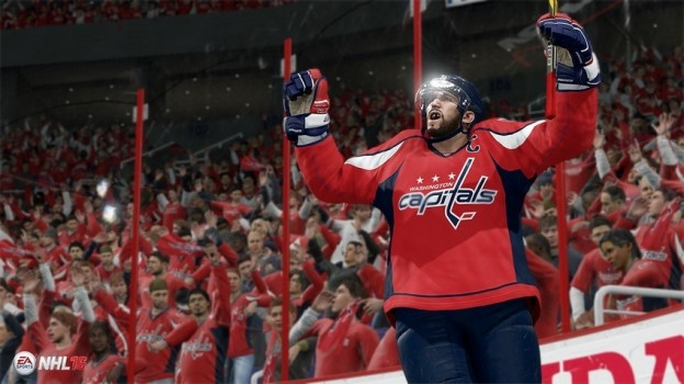 NHL 16 Screenshot #45 for PS4