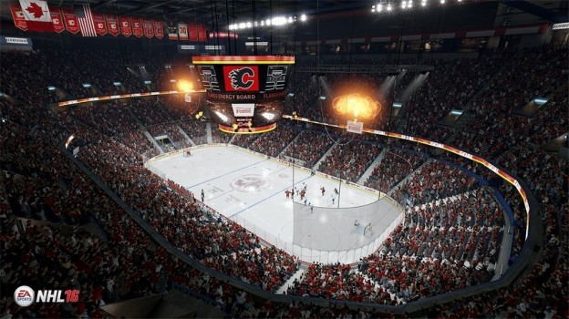 NHL 16 Screenshot #29 for Xbox One
