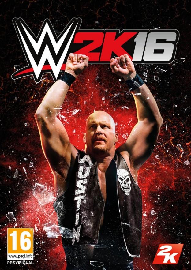 WWE 2K16 Screenshot #3 for PS4