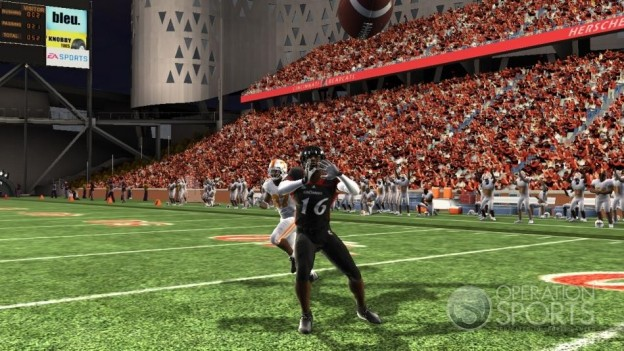 NCAA Football 09 Screenshot #702 for Xbox 360