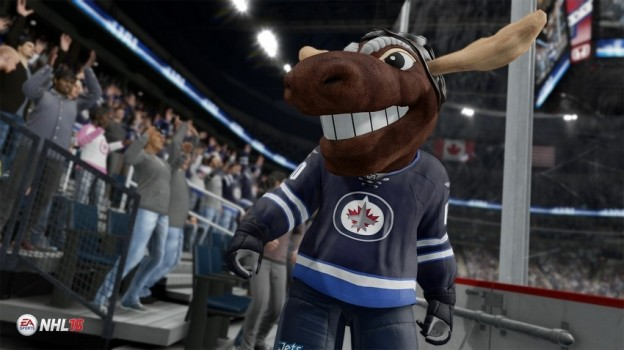 NHL 16 Screenshot #31 for Xbox One