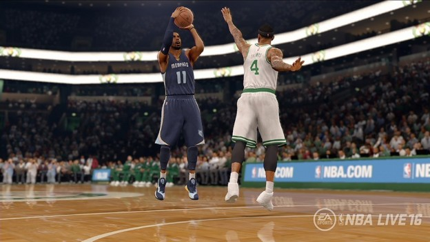 NBA Live 16 Screenshot #31 for Xbox One