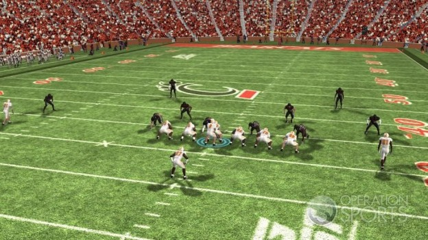NCAA Football 09 Screenshot #703 for Xbox 360