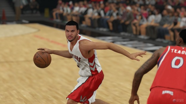 NBA 2K15 Screenshot #315 for PS4