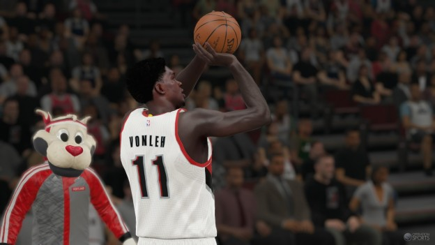 NBA 2K15 Screenshot #317 for PS4