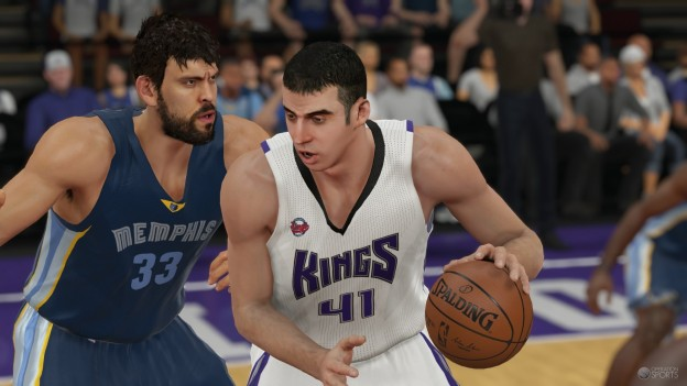 NBA 2K15 Screenshot #319 for PS4