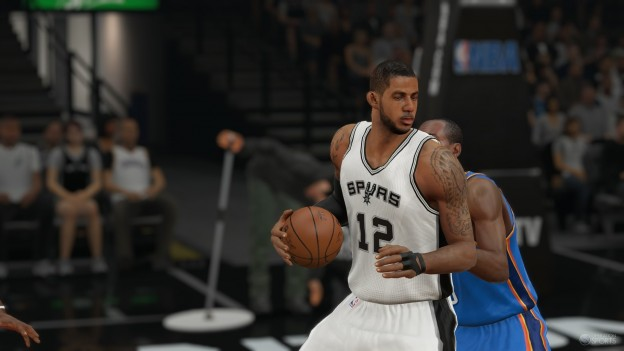 NBA 2K15 Screenshot #321 for PS4
