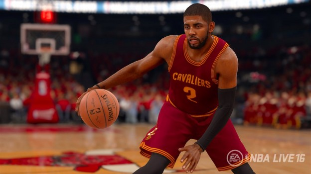 NBA Live 16 Screenshot #34 for PS4