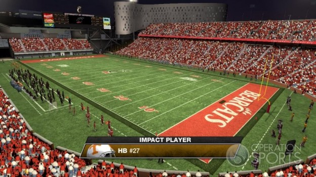 NCAA Football 09 Screenshot #705 for Xbox 360