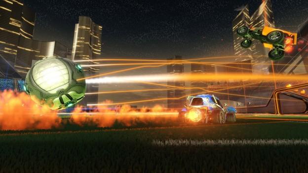 Rocket League Screenshot #2 for PS4