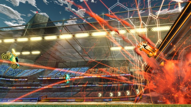 Rocket League Screenshot #3 for PS4