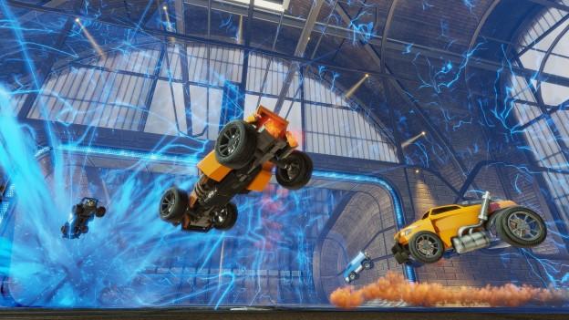 Rocket League Screenshot #4 for PS4