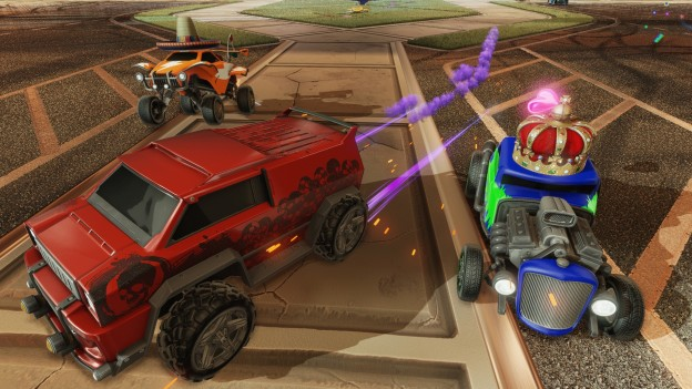 Rocket League Screenshot #9 for PS4