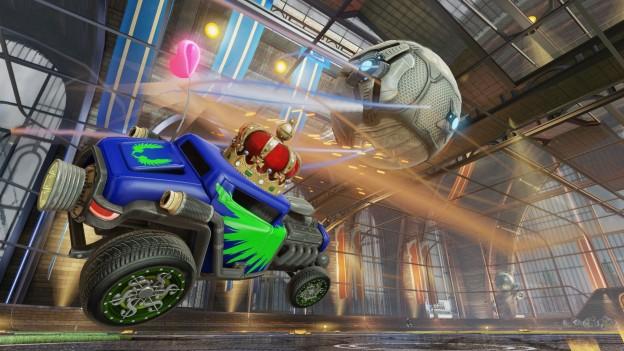 Rocket League Screenshot #10 for PS4