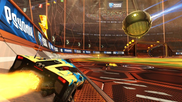 Rocket League Screenshot #13 for PS4