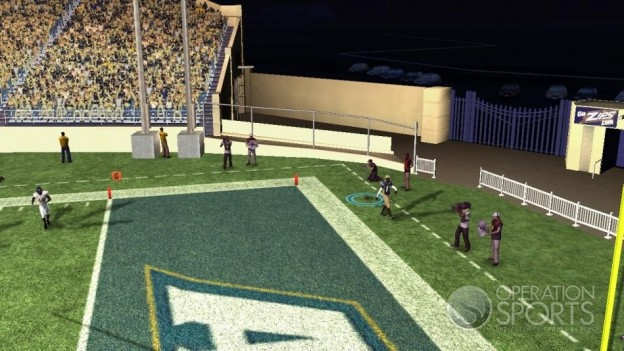 NCAA Football 09 Screenshot #709 for Xbox 360