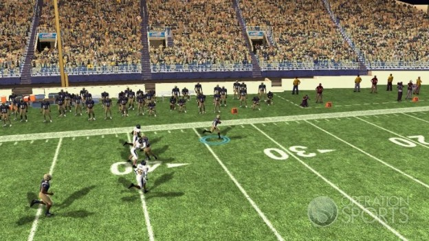 NCAA Football 09 Screenshot #710 for Xbox 360