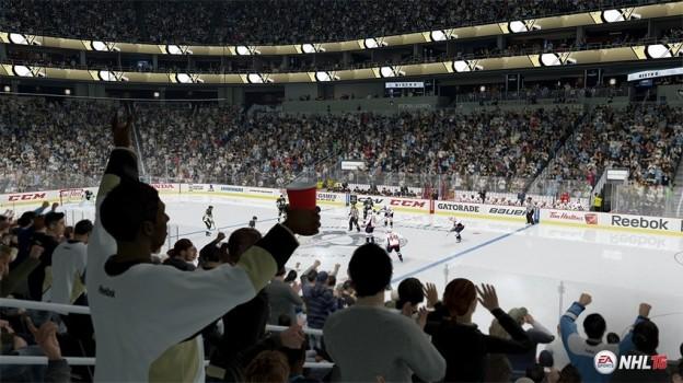 NHL 16 Screenshot #50 for PS4