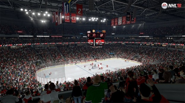NHL 16 Screenshot #33 for Xbox One