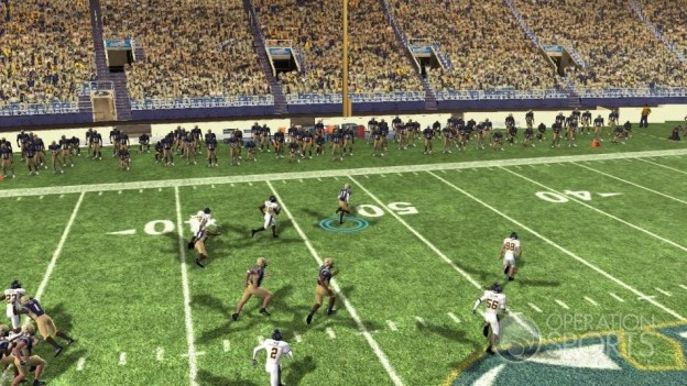 NCAA Football 09 Screenshot #712 for Xbox 360