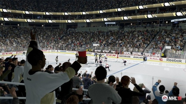 NHL 16 Screenshot #35 for Xbox One