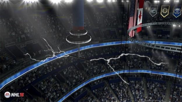 NHL 16 Screenshot #36 for Xbox One